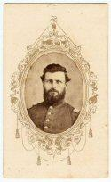 Unknown Federal Officer - Photographed by W.M. Phelps, Little Rock, Arkansas