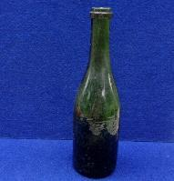 Fine Civil War Period Champagne Bottle