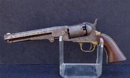 "Nice 6.5 Inch Barrel, Series IV, Manhattan ""Navy"" Revolver - Five Shot .36 Caliber"