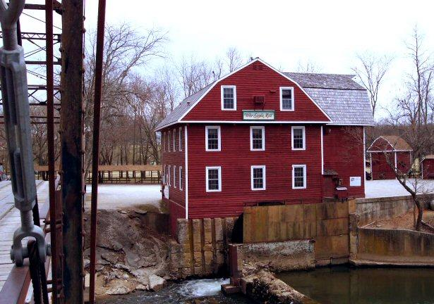 War Eagle Mill near Rogers, Arkansas.