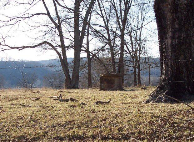 Old Well in the field, less than 20 miles from Fort Smith, Arkansas, and near an area once used as a Campsite by Confederate Troops of General Thomas C. Hindman's 1st Corp.