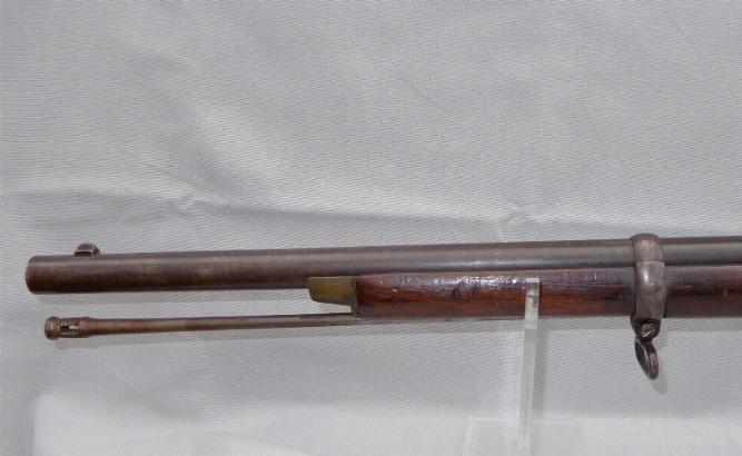 Fine P1858 British Enfield Navy Rifle - With Star & TC Marking Indicating possible purchase by the State of Louisiana