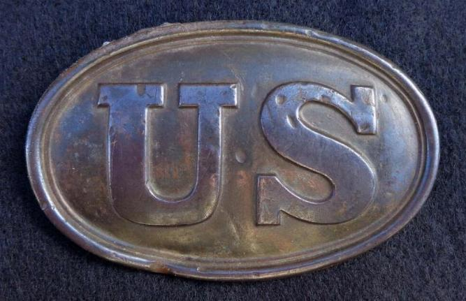 Beautiful Slick U.S. Boxplate with Both Loops